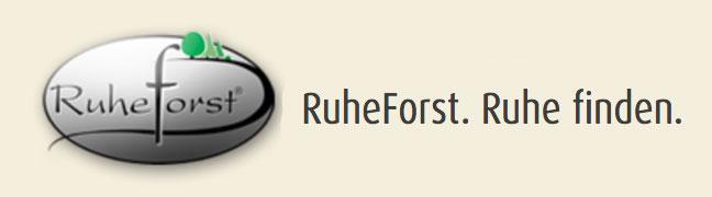 RuheForst Kummerfeld Kreis Pinneberg Bestattung im Wald